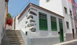 Casa reformada en casco antiguo de Santa Cruz de La Palma