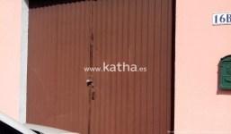 A la venta almacén en Las Ledas