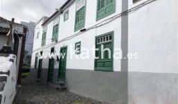 Casa canaria en casco histórico