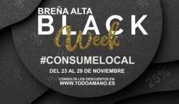 BLACK WEEK DE PYMESBALTA - DEL 23 AL 29 DE NOVIEMBRE