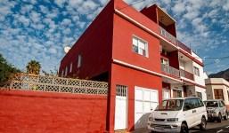 Casa de tres plantas en Triana