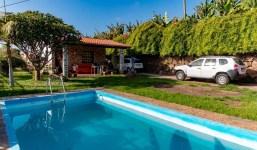 Finca para vivienda vacacional en Tijarafe