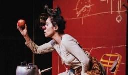 """Espectáculo de Teatro de Clow """"Solo Eva"""" en San Andrés y Sauces"""