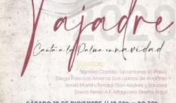 Tajadre canta a La Palma en Navidad