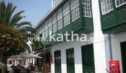 Edificio histórico en Avenida Marítima