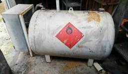 Venta Desposito de Combustible