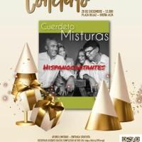 "Cuerdeto Misturas Presenta ""HISPANOCANTANTES"""