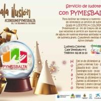 Pymesbalta ofrece servicio de ludoteca gratis en Breña Alta