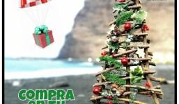 Navidad Cálida: busca tus regalos en Tazacorte