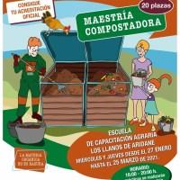 Curso gratuito de Maestría compostadora