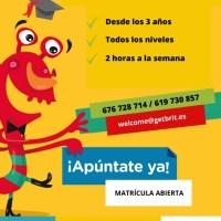 Escuela de Idiomas de San Andrés y Sauces - Get brit! Learning Centre