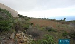 Extenso terreno en el barrio de El Jesús, Tijarafe