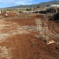 Terreno de uso agrario con 2 parcelas en Tijarafe