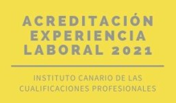 Acreditación de la Experiencia Laboral y/o Formación No Formal