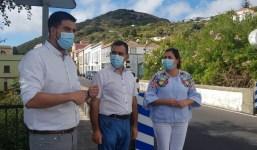 El Cabildo saca a licitación las obras de ampliación del Puente de San Blas en Villa de Mazo