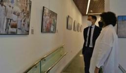 La Sala de Exposiciones O'Daly acoge una muestra fotográfica que refleja la esencia de los Indianos en la calle