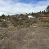 Parcela rústica de asentamiento rural en Tijarafe