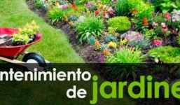 Mantenimiento de jardines/fincas