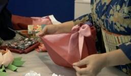 Taller Origami actividades Japón CajaCanarias