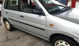 Vendo coche Mazda barato