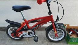 "Bicicleta infantil Speed Racing by Toimsa. 12"". 30€"
