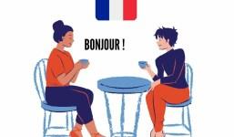 Hablar Francés con una nativa