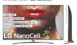 """LG 65"""" 65NANO816NA UHD 4K - NANOCELL"""