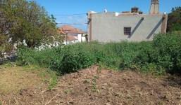 A la venta terreno urbano en Garafía