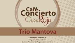 Villa de Mazo invita al Trío Mantova a su temporada de Café-Concierto