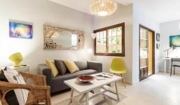 Amplio apartamento reformado con mucho gusto