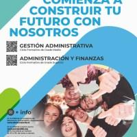 Ciclos de la familia de Administración y Gestión