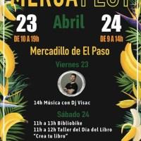 """""""Mercafest"""" abre espacio para la lectura por el Día del Libro"""