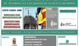 TPC 20H: Especialidad en Albañilería