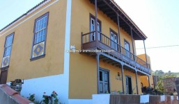 Finca con casa señorial y casa para invitados en La Palma