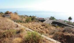 Parcela con vistas panoramicas en La Palma