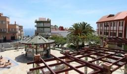 Apartamento de 2 dormitorios con vistas al mar en Tazacorte