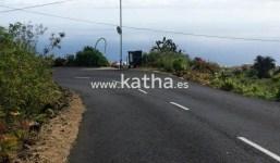 Terreno en venta en el lado este de la isla de La Palma