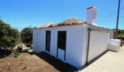 Casa de campo con terreno en La Galga