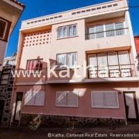 Gran casa con terraza situada en el corazón de Tazacorte