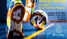"I Torneo de Fútbol Sala ""Breña Baja 2021"""