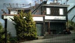 Villa con bodega a reformar en Las Manchas