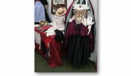 """""""Trajes Tradicionales"""", Beatriz Romeo. Sala de Exposiciones Las Tricias"""