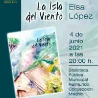 Elsa López presenta este viernes en Breña Alta 'La isla del viento: ensayos sobre cultura tradicional de La Palma'