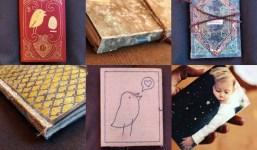 Aprende a hacer tu libreta artesanal en 4 sesiones