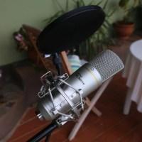 Micrófono profesional USB