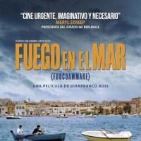 Fuego en el mar, primera proyección de la Filmoteca CajaCanarias del Foro Migrantes en el Espacio Cultural La Palma