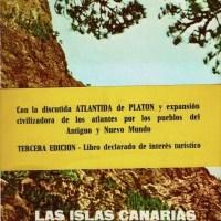 """Vendo libro """"Las Islas Canarias a Través de la Historia"""" escrto por el Doctor en Historia D. Salvador Lopez Herrera."""