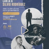 Breña Alta canta a Silvio Rodríguez