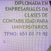 CONTABILIDAD, ECONOMIA... ETC UNIVERSITARIOS