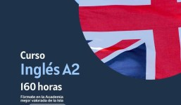 Curso gratuito Inglés A2 preferentemente para desempleados/as